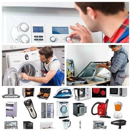 SAT de microondas con Reparación de Electrodomésticos Zuya